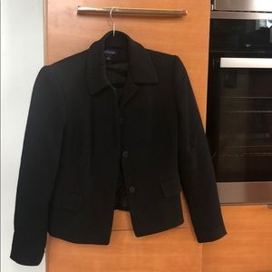 Lovely 100% wool lined Ann Taylor suit jacket